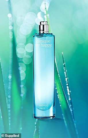 Awaken the senses with the wet green notes of melon and violet leaf featured in Indigo Mist