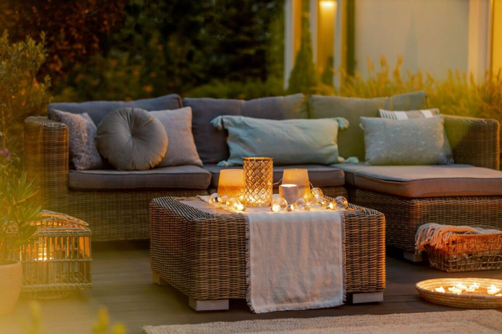 Patio furniture is heavily discounted at Wayfair, The Home Depot and more