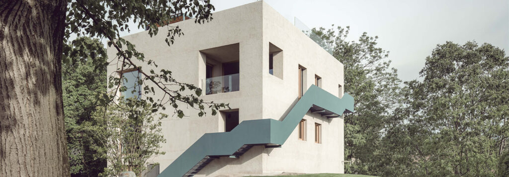 Residential building from the '60s gets an energy-efficient remodel