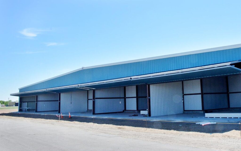 Alexandria Airport offers open house on June 5; highlights new plane hangar spaces, Bellanca building upgrades