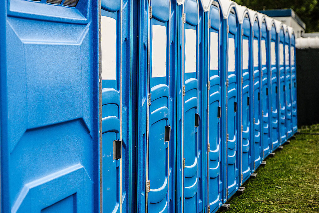 Maine Is Backed Up Against A Strained Supply Of Port-A-Potties